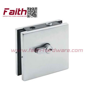 Satinless Steel Glass Door Patch Fitting (PAF. 204. SS) pictures & photos