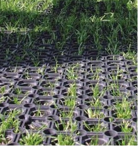 Anti Slip Outdoor Grass Rubber Flooring Matting pictures & photos