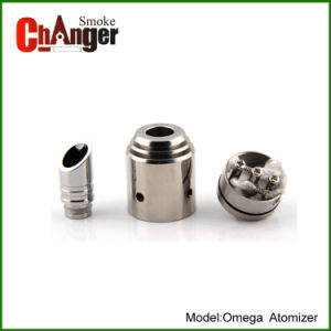 New Products for 2014 Stainless Steel Rebuildable Omega Atomizer