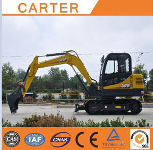 CT70-8A (CUMMINS QSF2.8T) Multifunctional Hydraulic Backhoe Excavator pictures & photos