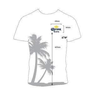 Budweiser Cnorona T-Shirt