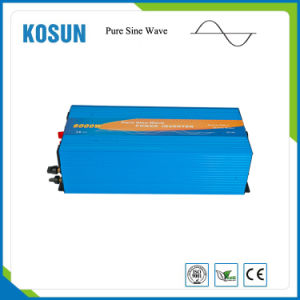Pure Sine Wave Inverter 24V 220V 6000W Made in China pictures & photos