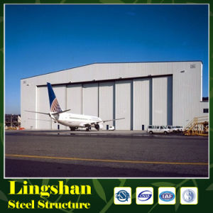 Light Steel Frame Large Span Hangar pictures & photos