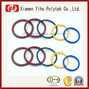 Clear Oring and Silicone Sealing in Standard Size pictures & photos