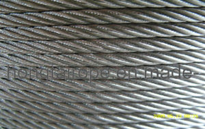 7.0mm7x19 Stainless Steel Strand Wire Rope and Cables