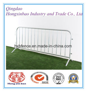 2000mm*1200 mm Hot DIP Galvanized Crowed Control Barrier, White Crowed Control Barrier, Event Barrier pictures & photos
