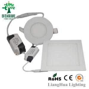 3W 6W 9W 12W 16W 18W Aluminum LED Panel Ceiling Light pictures & photos