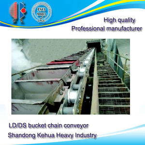Ld Bucket Chain Conveyor for Powder and Granular Material