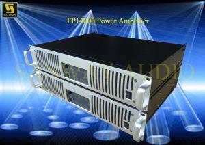 Fp14000 8ohms 2X2350W Audio Power Karaoke Amplifier pictures & photos