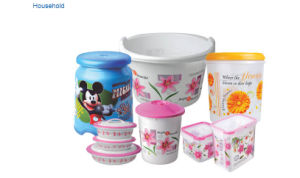 Heat Transfer Printing Film for Plastic Household (container/lunch box)