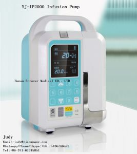 Cheap Hospital Equipment Infusion Pump Syringe Pump pictures & photos