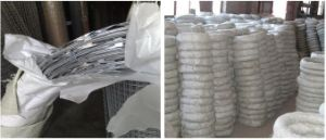 Made in China Razor Barbed Wire Manufacture pictures & photos