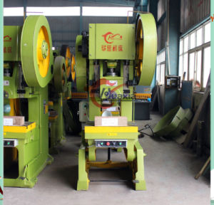 J21s Series Deep-Throat Power Press, Punching Machine pictures & photos