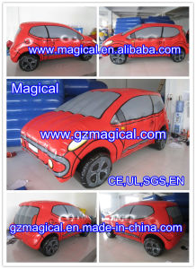 Advertising Inflatable Racing Car Model for Show (MIC-509) pictures & photos