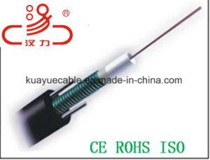 Communication Cable GYXTW Fiber Optic Cable 12core pictures & photos