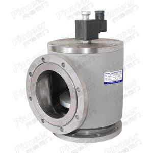 Electromagnetic Vacuum Gas Valve (GYC-JQ40KF) pictures & photos