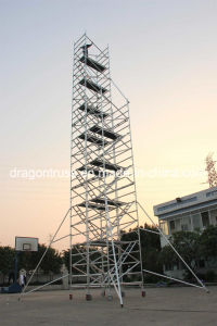 Aluminum Alloy Scaffolding Tower (SDW) pictures & photos