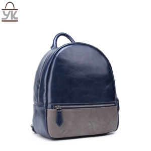 New Fashion Leisure/School Mixed Color Lady Backpack pictures & photos