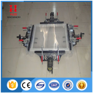 Fast Clip Manual Silk Screen Stretching Machine pictures & photos