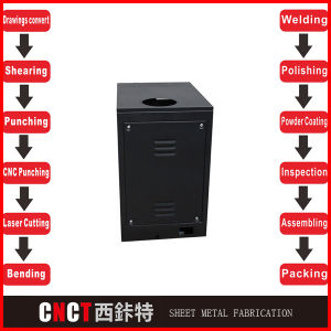 Manufacturer of Electronic Equipment Casing/Metal Shell/Metal Encloser pictures & photos