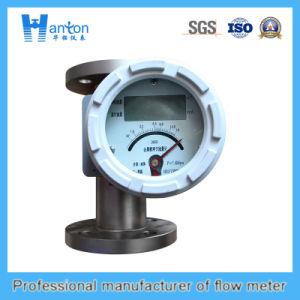 304 Intelligent Metal Tube Rotameter pictures & photos