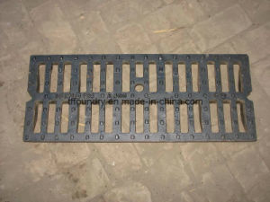 Cast Iron Channel Grating with Manhole Frames