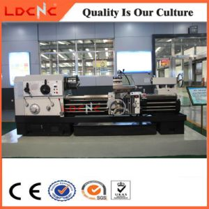 Cw6280 Horizontal Precision Gap Bed Manual Metal Lathe Manufacturer pictures & photos