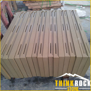 Wall Cladding Tile Yellow Sandstone
