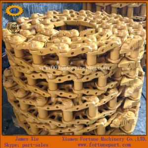 Heavy Machinery Bulldozer OEM Undercarriage Parts Lubricated Track Chains pictures & photos