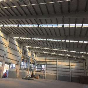 High Standard Prefabricated Steel Building Workshop pictures & photos