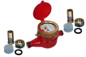 Multi-Jet Wet-Dial Hot Water Meter
