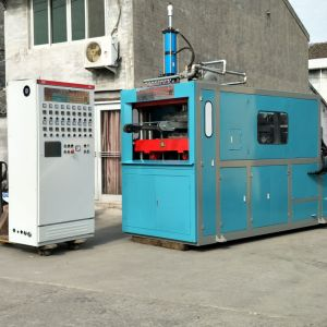 Fully Automatic Plastic Thermoforming Machine pictures & photos