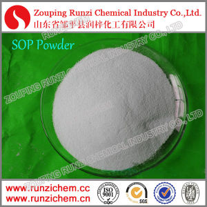 K2o 52% Full Water Soluble Sop Fertilizer Potash Sulphate / Potassium Sulphate pictures & photos