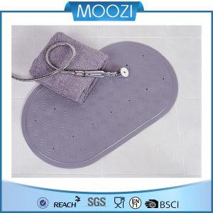 Tranquility Bath Mat Oval, High Quality Rubber Shower Mat (D090)