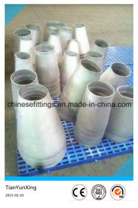 ASME Fittings Sch10s Stainless Steel Welded Pipe Eccentric Reducer pictures & photos