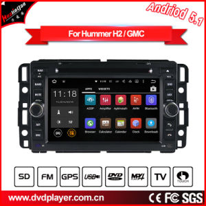 7 Inch Android Car DVD for Hummer H2 Auto GPS Navigation pictures & photos