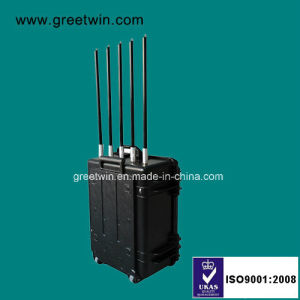 300W Mobile Phone Signal Jammer Bomb Jammer (GW-VIP JAM6) pictures & photos