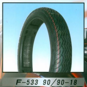 Motorcycle Tire /Tyre (90/90-18) pictures & photos