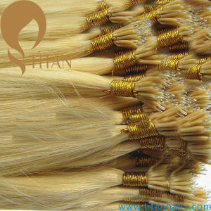 Brazilian Human Remy Keratin Tip Nano Ring Hair Extension (TT381)