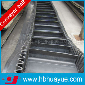 Corrugated Cleated Sidewall Conveyor Belt pictures & photos