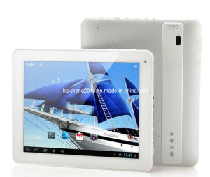 Quad Core Android Tablet PCS - 9.7 Inch 3rd Gen IPS HD Retina Screen, 1.6GHz CPU, 2GB RAM