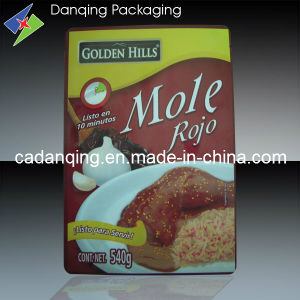 China Manufacturer Sauce Plastic Packaging Bag pictures & photos