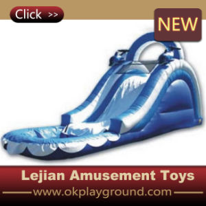 Ce Qualified Inflatable Slide Bouncer Jumping Castle (C1225-4) pictures & photos