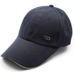 Promotional Baseball Cap with Metal Logo pictures & photos