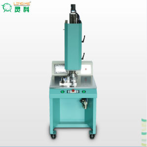 Plastic Positioning Spin Melting Machine pictures & photos