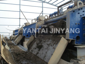 Tailings Dewatering Screen Tailings Dry Discharge Plant, Mine Tailings Water Cycle Machine