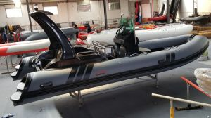 5.8m Rigid Inflatable Speed Boat Rib580 with Ce Cert. pictures & photos