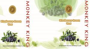 Blueberry Fruit Green Tea