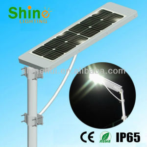 LED Solar Street Light All in One with CE/RoHS/IP65 pictures & photos