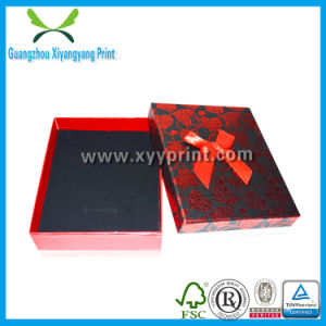 Luxury Paper Jewelry Gift Packaging Box for Ring Necklace pictures & photos